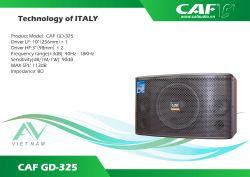 Loa CAF GD 325