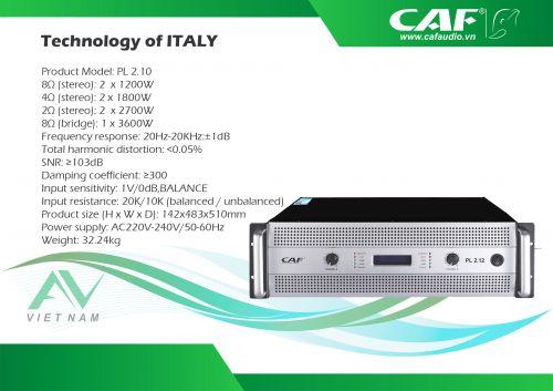 CAF PL-2.12