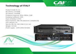 CAF PL 2.6