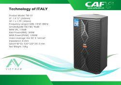 CAF TW-10