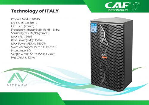 CAF TW-15