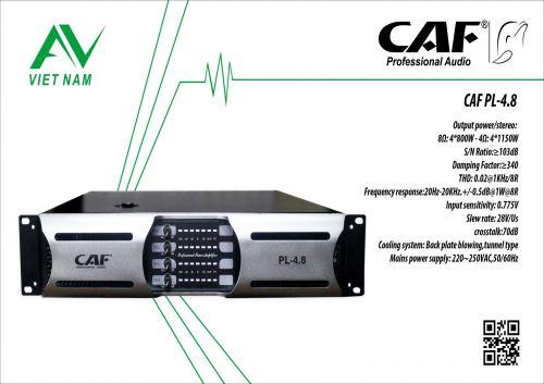 CAF PL-4.8