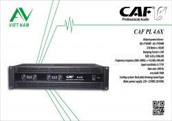 CAF PL 4.6X