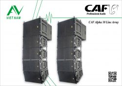 CAF Alpha-F10 Line Array